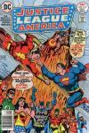 Justice League of America #137 comic books - cover scans photos Justice League of America #137 comic books - covers, picture gallery