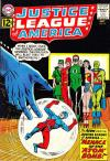 Justice League of America #14 comic books - cover scans photos Justice League of America #14 comic books - covers, picture gallery