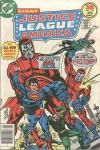 Justice League of America #141 comic books - cover scans photos Justice League of America #141 comic books - covers, picture gallery