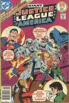 Justice League of America #142 comic books - cover scans photos Justice League of America #142 comic books - covers, picture gallery