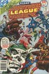 Justice League of America #144 comic books - cover scans photos Justice League of America #144 comic books - covers, picture gallery