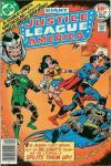 Justice League of America #149 comic books - cover scans photos Justice League of America #149 comic books - covers, picture gallery