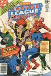Justice League of America #153 comic books - cover scans photos Justice League of America #153 comic books - covers, picture gallery