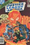 Justice League of America #154 comic books - cover scans photos Justice League of America #154 comic books - covers, picture gallery
