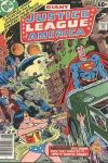 Justice League of America #155 comic books - cover scans photos Justice League of America #155 comic books - covers, picture gallery