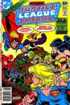 Justice League of America #157 Comic Books - Covers, Scans, Photos  in Justice League of America Comic Books - Covers, Scans, Gallery