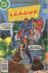 Justice League of America #158 comic books - cover scans photos Justice League of America #158 comic books - covers, picture gallery