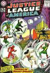 Justice League of America #16 comic books - cover scans photos Justice League of America #16 comic books - covers, picture gallery