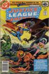 Justice League of America #162 comic books - cover scans photos Justice League of America #162 comic books - covers, picture gallery