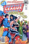 Justice League of America #164 comic books - cover scans photos Justice League of America #164 comic books - covers, picture gallery