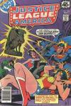 Justice League of America #166 comic books - cover scans photos Justice League of America #166 comic books - covers, picture gallery