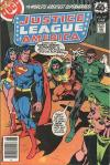 Justice League of America #167 comic books - cover scans photos Justice League of America #167 comic books - covers, picture gallery