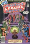 Justice League of America #168 comic books - cover scans photos Justice League of America #168 comic books - covers, picture gallery