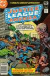 Justice League of America #169 comic books - cover scans photos Justice League of America #169 comic books - covers, picture gallery