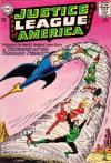 Justice League of America #17 comic books - cover scans photos Justice League of America #17 comic books - covers, picture gallery