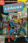 Justice League of America #173 comic books - cover scans photos Justice League of America #173 comic books - covers, picture gallery