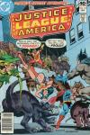 Justice League of America #174 comic books - cover scans photos Justice League of America #174 comic books - covers, picture gallery