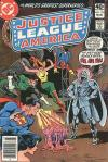 Justice League of America #176 comic books - cover scans photos Justice League of America #176 comic books - covers, picture gallery