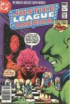 Justice League of America #178 comic books - cover scans photos Justice League of America #178 comic books - covers, picture gallery