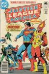 Justice League of America #179 comic books - cover scans photos Justice League of America #179 comic books - covers, picture gallery