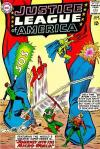 Justice League of America #18 comic books - cover scans photos Justice League of America #18 comic books - covers, picture gallery