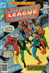Justice League of America #181 comic books - cover scans photos Justice League of America #181 comic books - covers, picture gallery