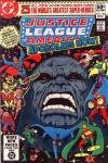 Justice League of America #184 comic books - cover scans photos Justice League of America #184 comic books - covers, picture gallery