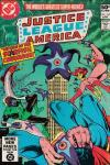 Justice League of America #189 comic books - cover scans photos Justice League of America #189 comic books - covers, picture gallery
