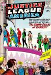 Justice League of America #19 comic books - cover scans photos Justice League of America #19 comic books - covers, picture gallery