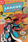 Justice League of America #191 comic books - cover scans photos Justice League of America #191 comic books - covers, picture gallery