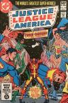 Justice League of America #192 comic books - cover scans photos Justice League of America #192 comic books - covers, picture gallery