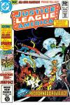 Justice League of America #193 comic books - cover scans photos Justice League of America #193 comic books - covers, picture gallery