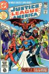 Justice League of America #194 comic books - cover scans photos Justice League of America #194 comic books - covers, picture gallery