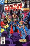Justice League of America #197 comic books - cover scans photos Justice League of America #197 comic books - covers, picture gallery