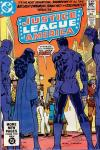 Justice League of America #198 comic books - cover scans photos Justice League of America #198 comic books - covers, picture gallery