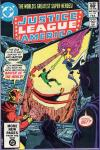 Justice League of America #199 comic books - cover scans photos Justice League of America #199 comic books - covers, picture gallery