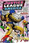 Justice League of America #20 comic books - cover scans photos Justice League of America #20 comic books - covers, picture gallery