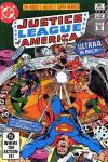 Justice League of America #201 comic books - cover scans photos Justice League of America #201 comic books - covers, picture gallery