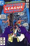 Justice League of America #202 comic books - cover scans photos Justice League of America #202 comic books - covers, picture gallery
