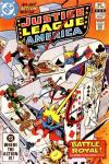 Justice League of America #204 comic books - cover scans photos Justice League of America #204 comic books - covers, picture gallery