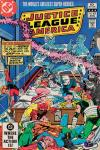 Justice League of America #205 comic books - cover scans photos Justice League of America #205 comic books - covers, picture gallery
