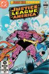 Justice League of America #206 comic books - cover scans photos Justice League of America #206 comic books - covers, picture gallery