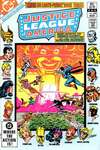 Justice League of America #208 comic books - cover scans photos Justice League of America #208 comic books - covers, picture gallery