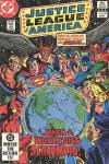 Justice League of America #210 comic books - cover scans photos Justice League of America #210 comic books - covers, picture gallery