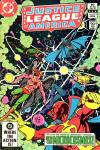 Justice League of America #213 comic books - cover scans photos Justice League of America #213 comic books - covers, picture gallery