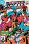 Justice League of America #216 comic books - cover scans photos Justice League of America #216 comic books - covers, picture gallery