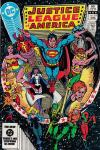 Justice League of America #217 comic books - cover scans photos Justice League of America #217 comic books - covers, picture gallery