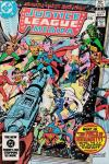 Justice League of America #218 comic books - cover scans photos Justice League of America #218 comic books - covers, picture gallery
