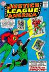 Justice League of America #22 comic books - cover scans photos Justice League of America #22 comic books - covers, picture gallery