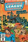 Justice League of America #221 comic books - cover scans photos Justice League of America #221 comic books - covers, picture gallery